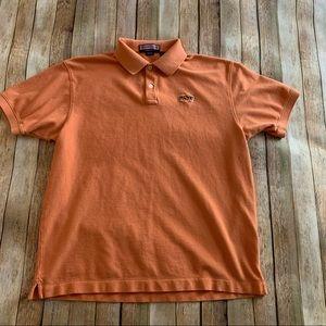 Vineyard Vines Oklahoma State men's polo shirt